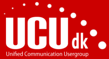 Unified Communication usergroup